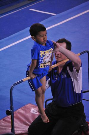 AJ Gymnastics - May 2011