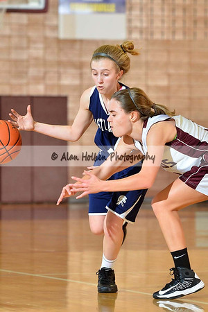 Girls Freshmen Basketball - East Lansing at Okemos
