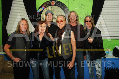 Foghat Meet and Greet 2019