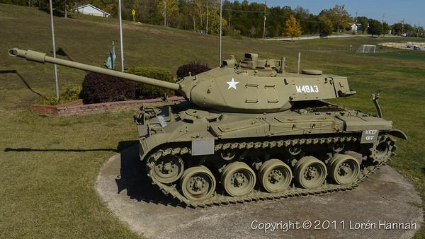Amvets Post 78 - Desoto, MO - M41