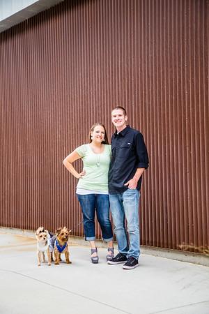 SoDa Row Daybreak Family Portraits