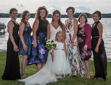 Pinter-Butler Wedding Group Photos