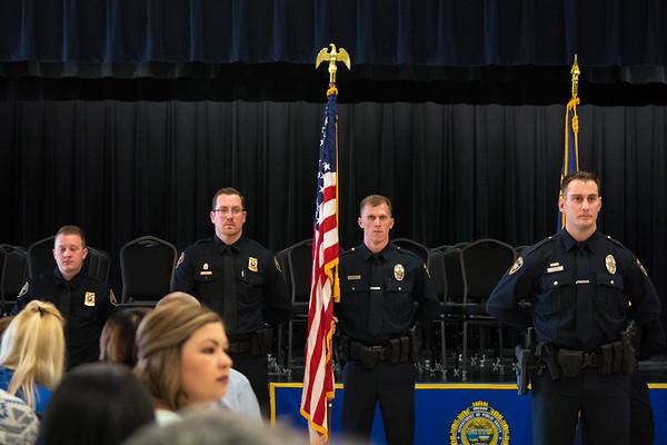 Elliott's Police Academy Graduation