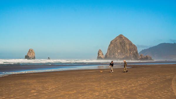 Oregon Coast beaches in brief