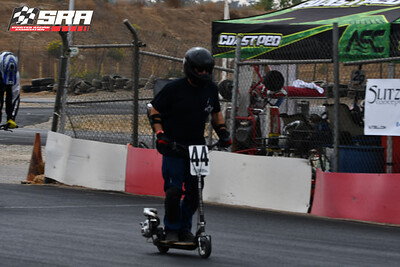 Go Ped Racer # 44
