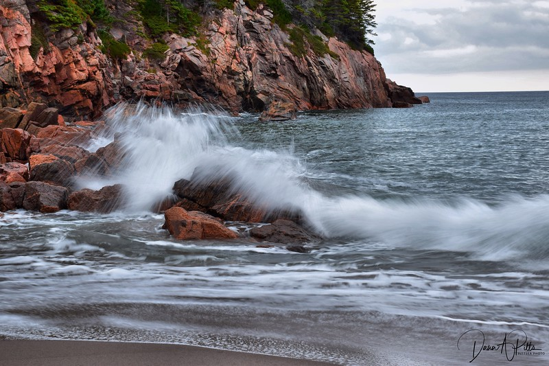 Cape Breton Splash