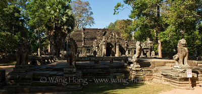 Sra Srang, Banteay Kdei, Ta Som, Preah Khan & Beng Mealea 圣剑寺、皇家浴场等