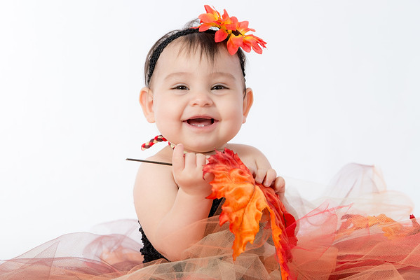 Lilah 9 months