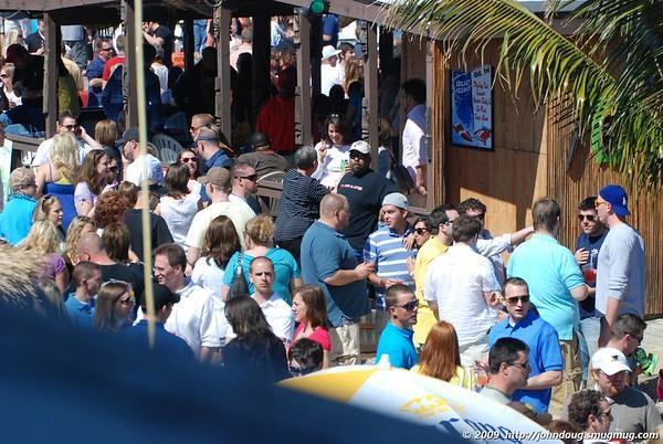 Tiki Bar Opening Day 2009