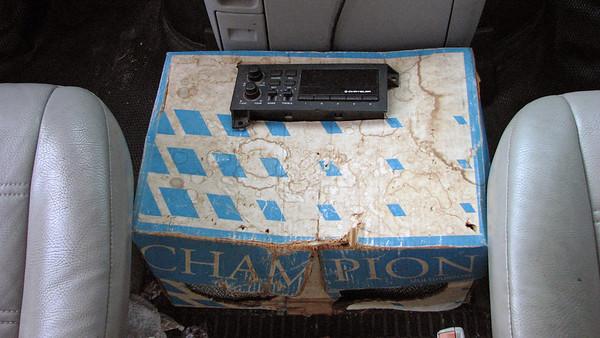 September 16:  A custom stereo .  .  .