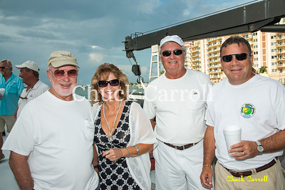 Sarasota Powerboat  Grand Prix - Aboard the Melia