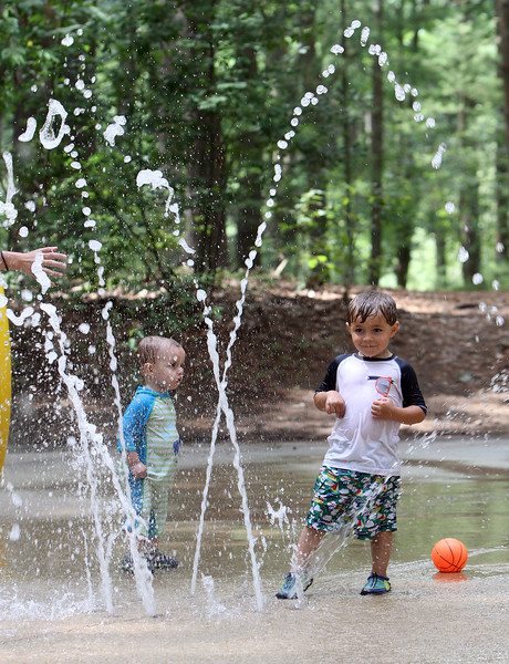 Billerica Manning State Forest water 071719