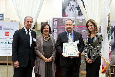 """Arab-American Museum """"Patriots and Peacemakers"""" at UCIrvine"""