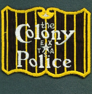 The Colony Police