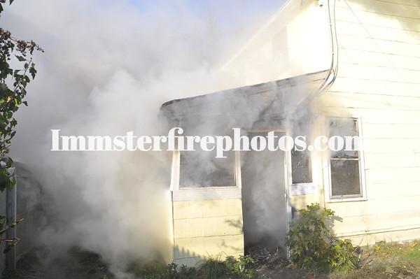 BETHPAGE FD WILSON LA HOUSE FIRE 11-8-11