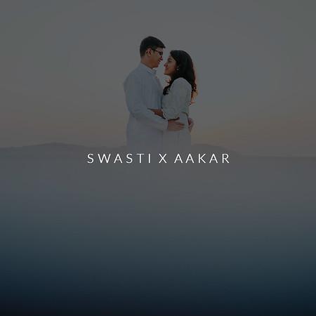 Swasti X Aakar | Prewedding