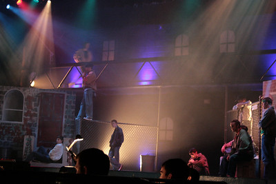 West Side Story -- Opening Night