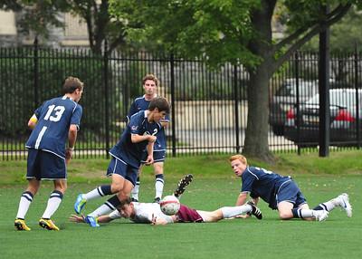 Varsity soccer vs. Malvern