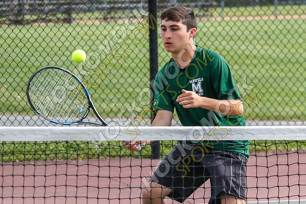 Mansfield-Oliver Ames Boys Tennis - 05-18-18