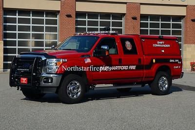 East Hartford Fire Department