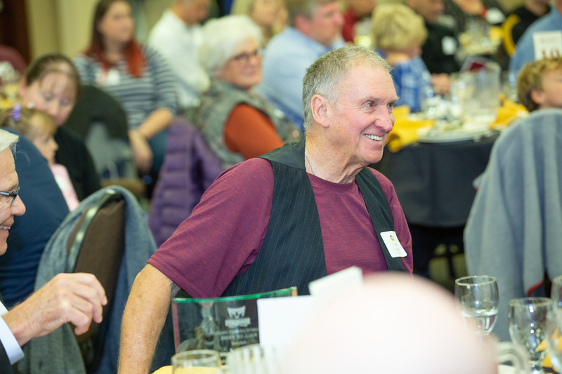 2019 Willamette Athletic Hall of Fame Induction
