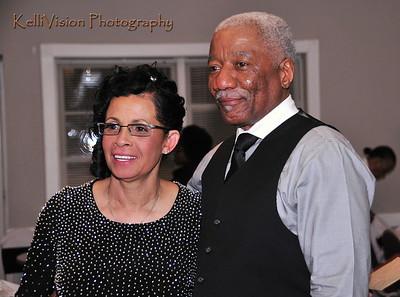 Williams' 45th Wedding Anniversary