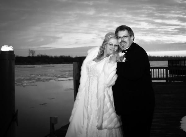 Barb and Ed's Wedding