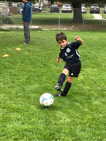 Kids Soccer Fall 2019