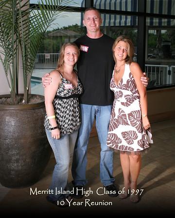 Merritt Island High Class of 1997 reunion