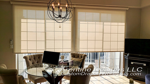 Roller Shades & Motorization