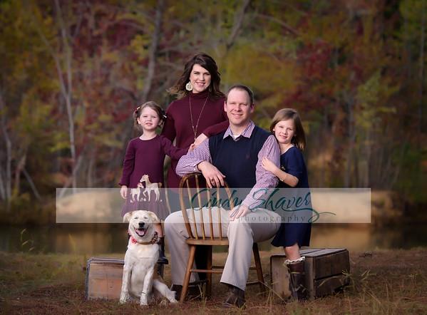 Annerton Family