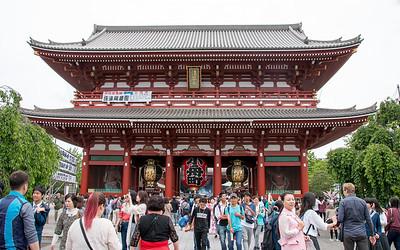 Tokyo - Asakusa, Senso-ji