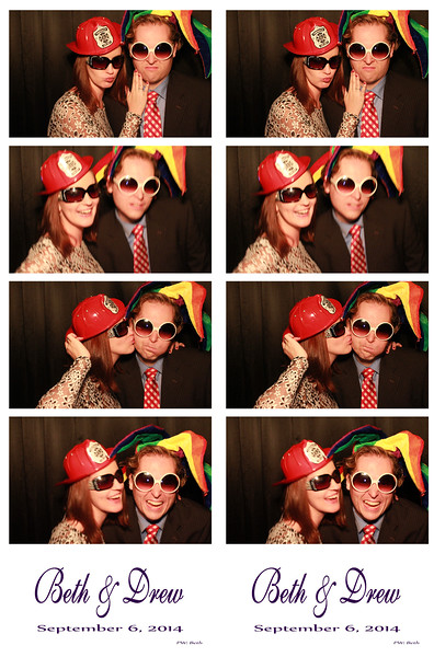 Beth & Drew September 6, 2014