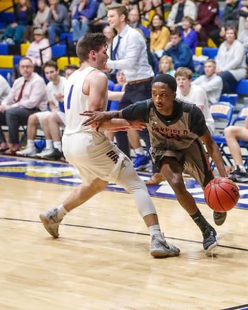 Boys Varsity Basketball v Robinson 12/21/18