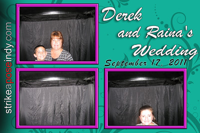Derek and Raina's Wedding