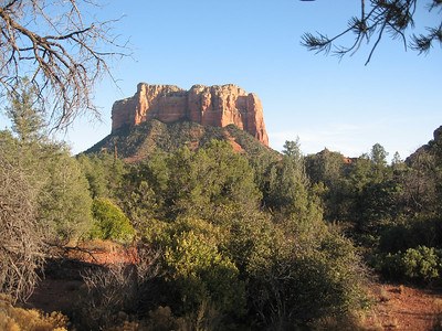 Arizona PAC Desert Camp and Sedona, '06