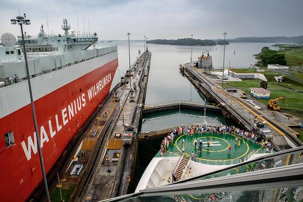Panama Canal Photos
