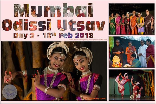 Mumbai Odissi Utsav 2018 Day 2
