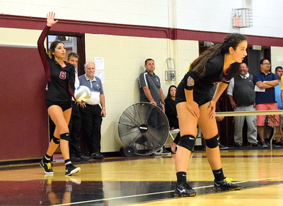 HS Sports - Allen Park Cabrini at Riverview Richard Volleyball 19