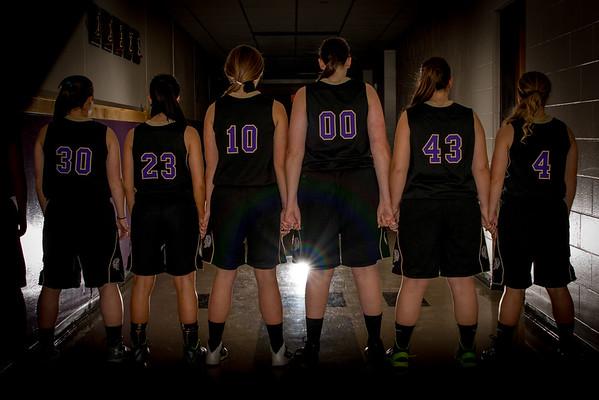 Pec Girls Basketball - Seniors