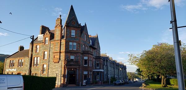 Drive to Aberfeldy & Townwhouse
