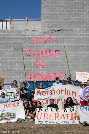 No New Youth Jail - Press Conference