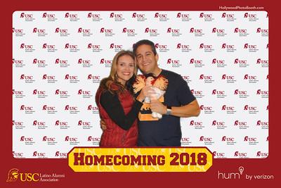 USC Latino Alumni Association 2018 Homecoming Tailgate