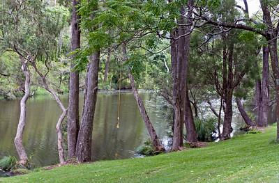 Lake Moogerah & Cunningham's Gap