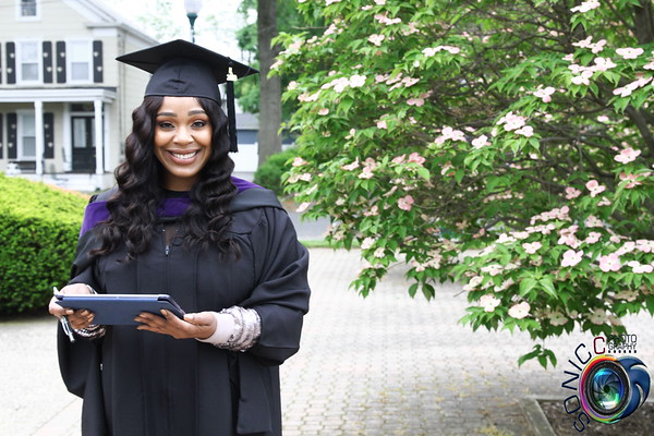 Zipporah (Graduation Shoot)