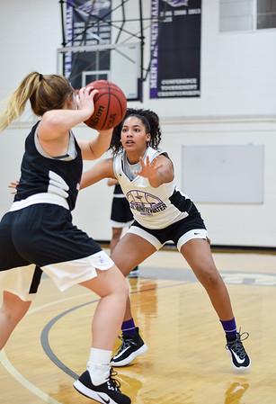 UW-W Women's Basketball 2019