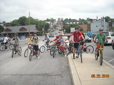 Bike Hike May 2010