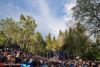 Lissie @ Over Oslo Festival 2019.