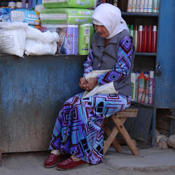 DOWN AND OUT IN DASHOGUZ - TURKMENISTAN