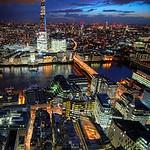 Above The Shard - London